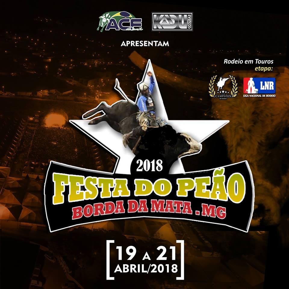 #ACFdoBrasil Organizará Festa do Peão de Borda da Mata Saiba mais -