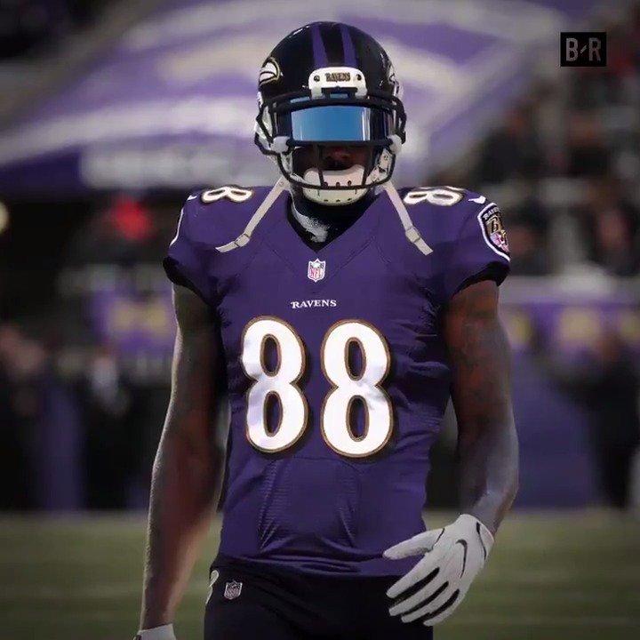 Dez Bryant Ravens Land Dez Bryant Checks Boxes Ravens Wr