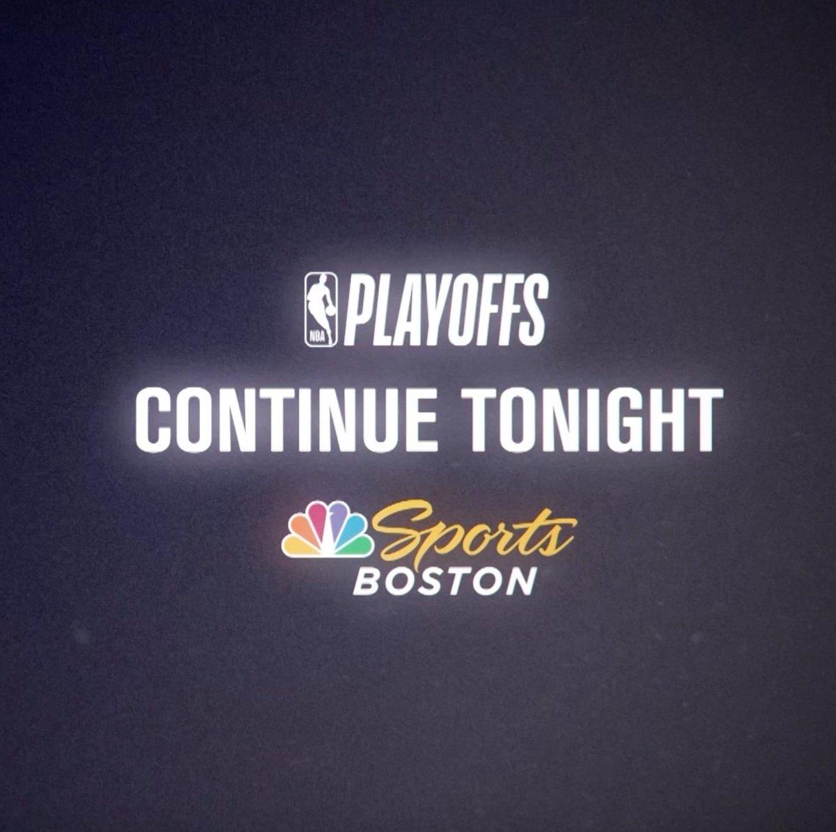 Celtics on NBC Sports Boston's photo on #NBAPlayoffs