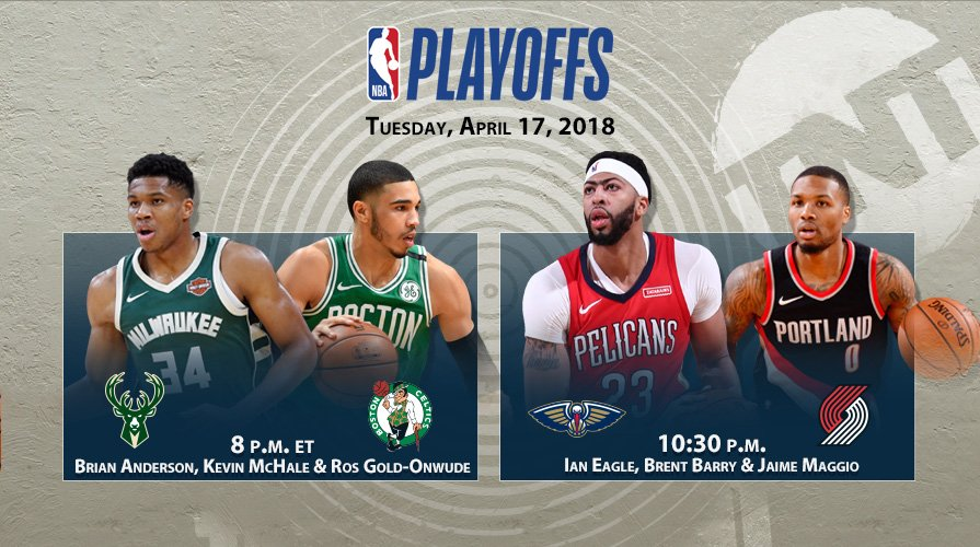 TurnerSportsPR's photo on #NBAPlayoffs
