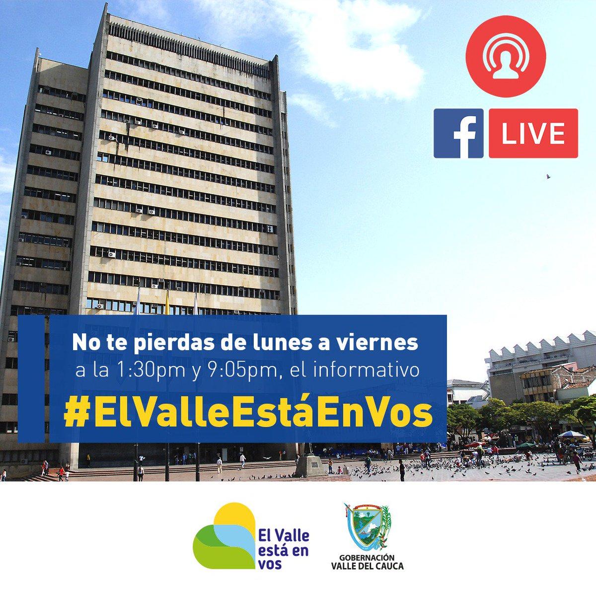 #ElValleEstaEnVos by @GobValle