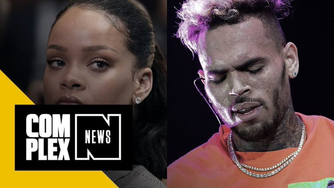 People Are P*ssed That Chris Brown Wished Rihanna a Happy Birthday