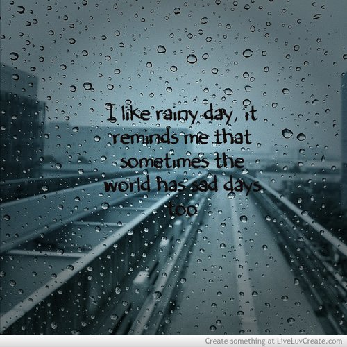 Rain Quotes At Quotesss Twitter