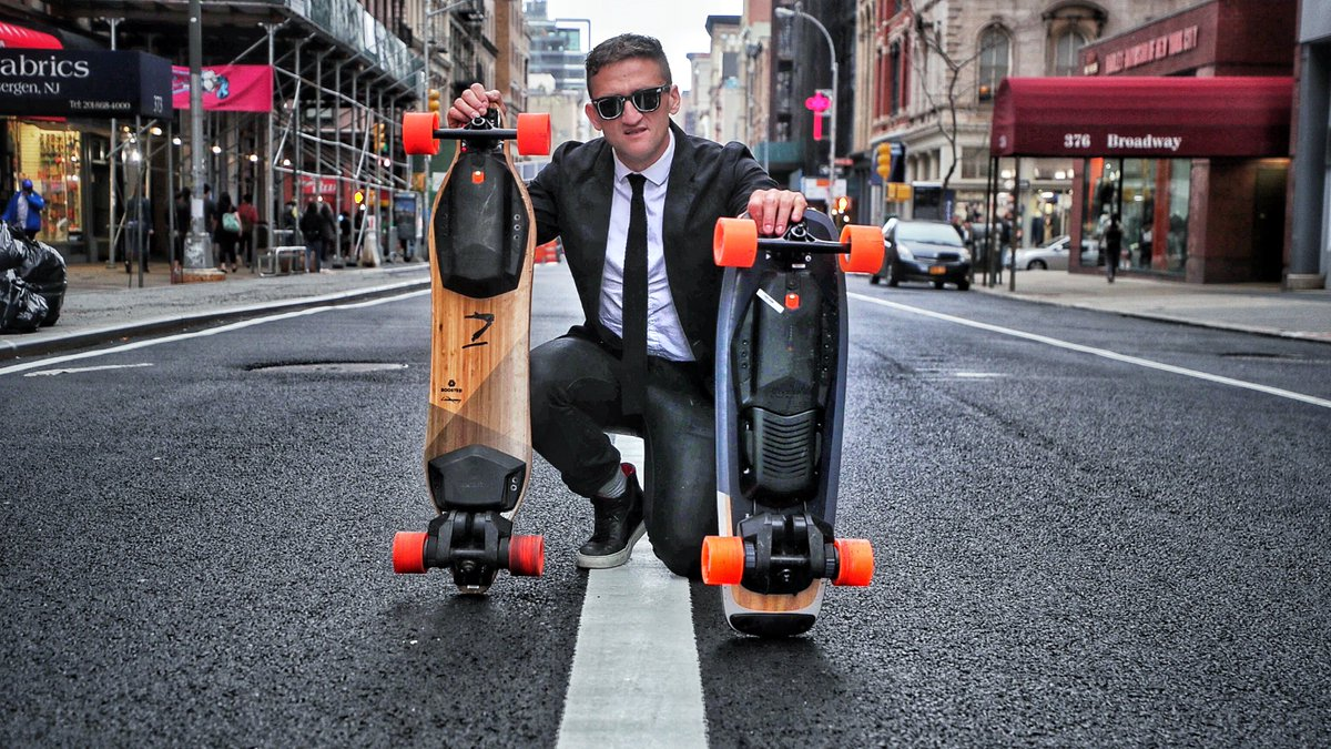 Boosted board company ipo