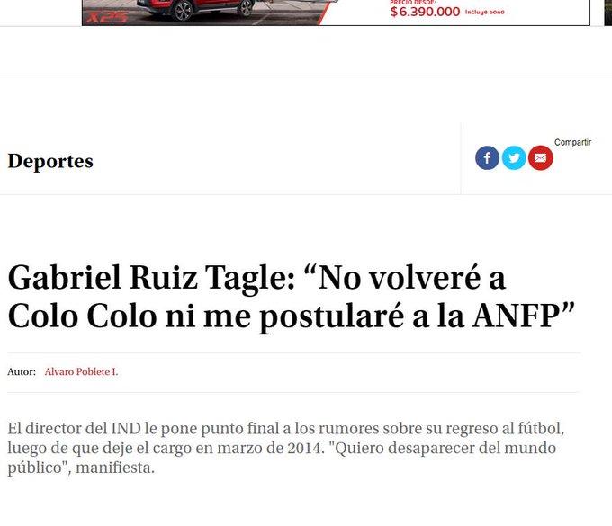 Ruiz Tagle Photo