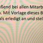 Image for the Tweet beginning: Aus TT. MM. machen wir
