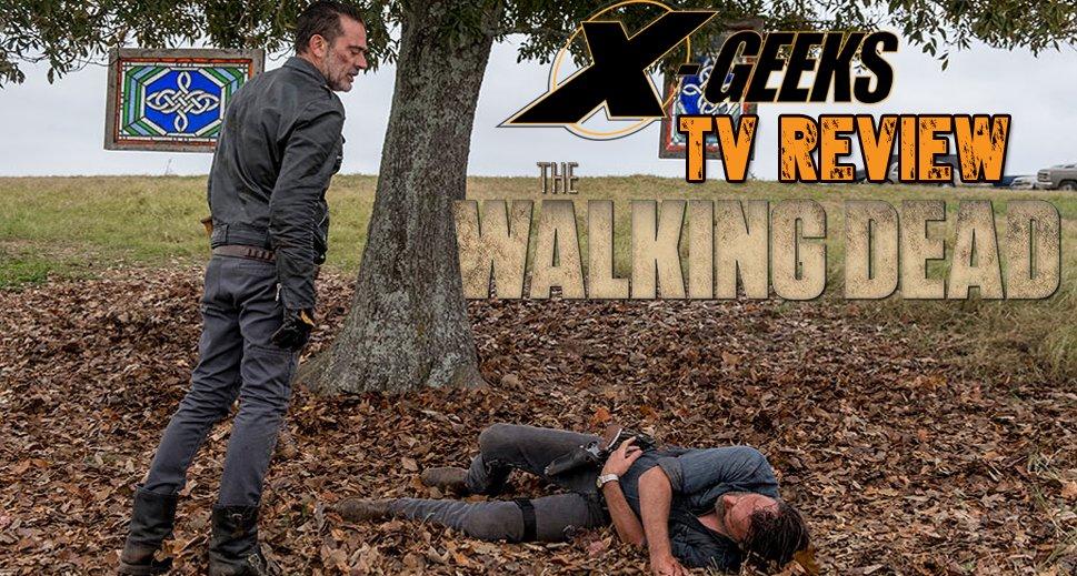 X-Geeks's photo on #TheWalkingDead