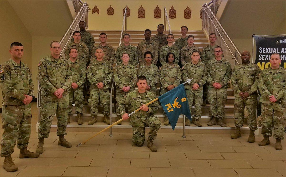 Fort Bragg NCOA Twitterissä: