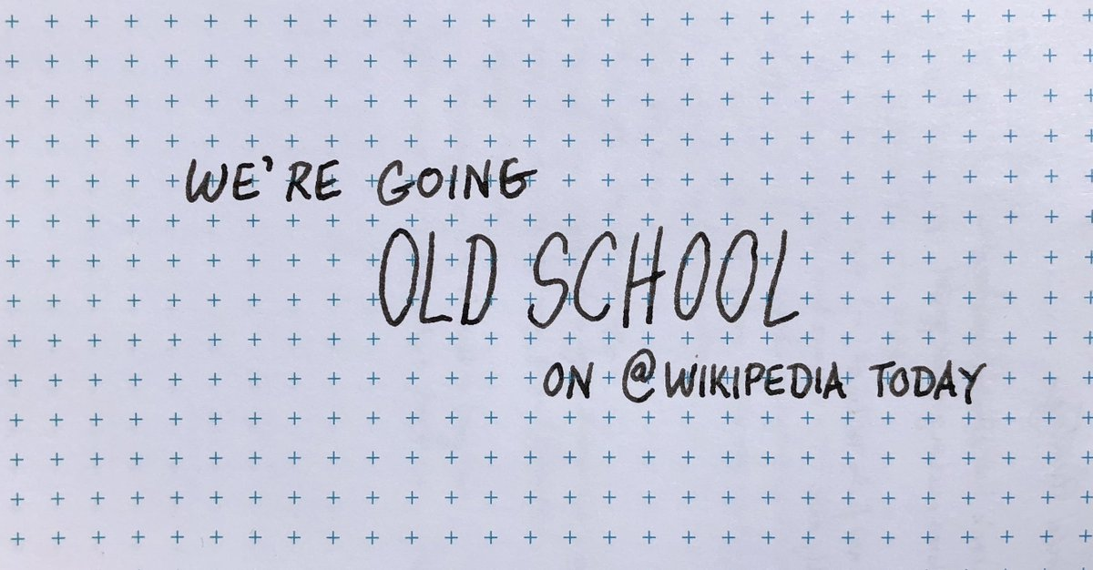 wikipedia wikipedia twitter