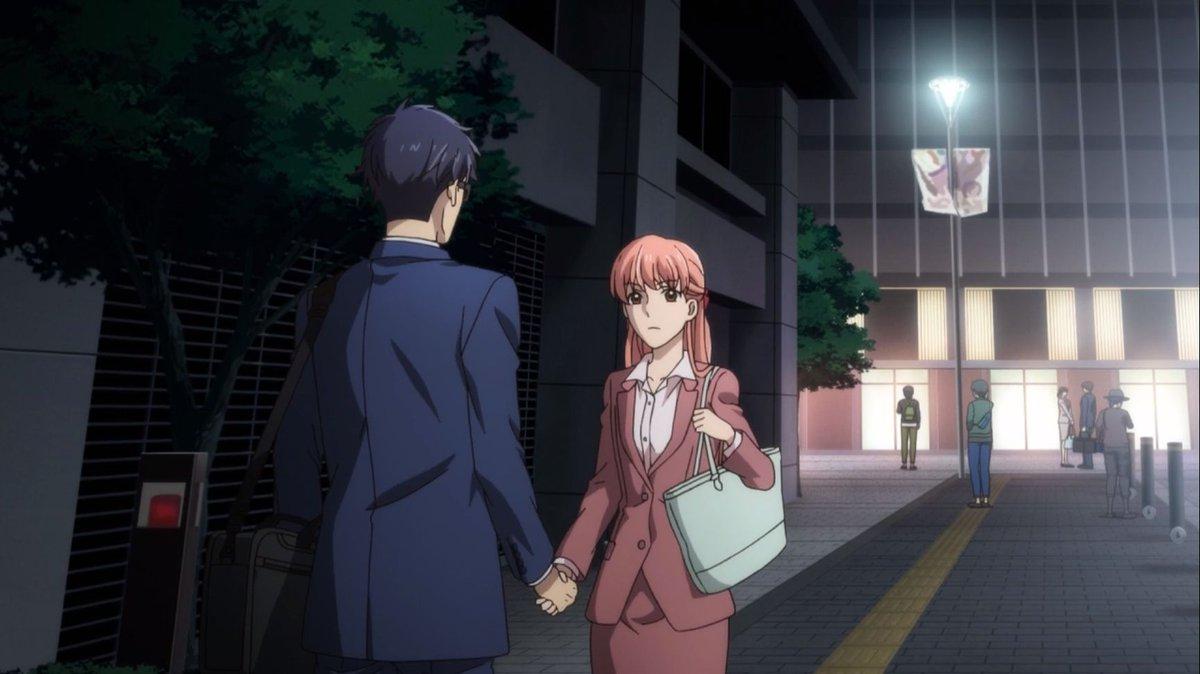 "AniFem on Twitter: ""[Review] Wotakoi: Love is Hard for an Otaku - Episode 1  - https://t.co/2Bi13S0lcV… """