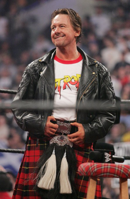 """Happy Birthday to the late, great Hot Rod, \""""Rowdy\"""" Roddy Piper, one of the greatest of all time!"""