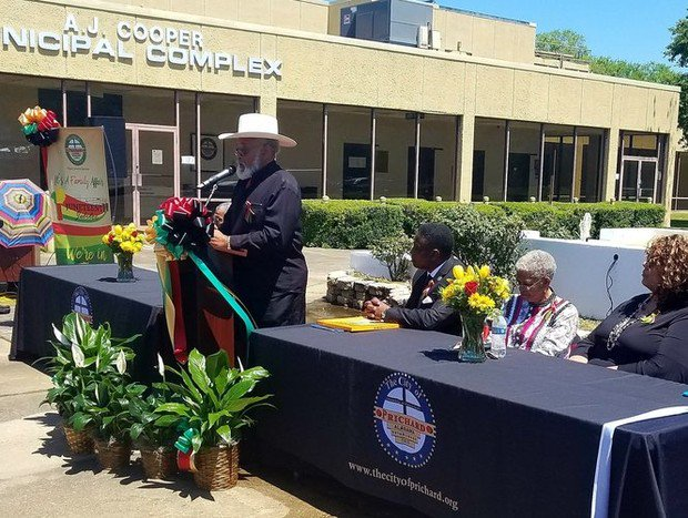 The city of Prichard has unveiled plans for a five-day Juneteenth Jubilee celebrating emancipation and the city's hopes for a brighter future.  'This is just the beginning. It's all about economic empowerment for this city,' said Mayor Jimmie Gardner. https://t.co/3wjp998ML7