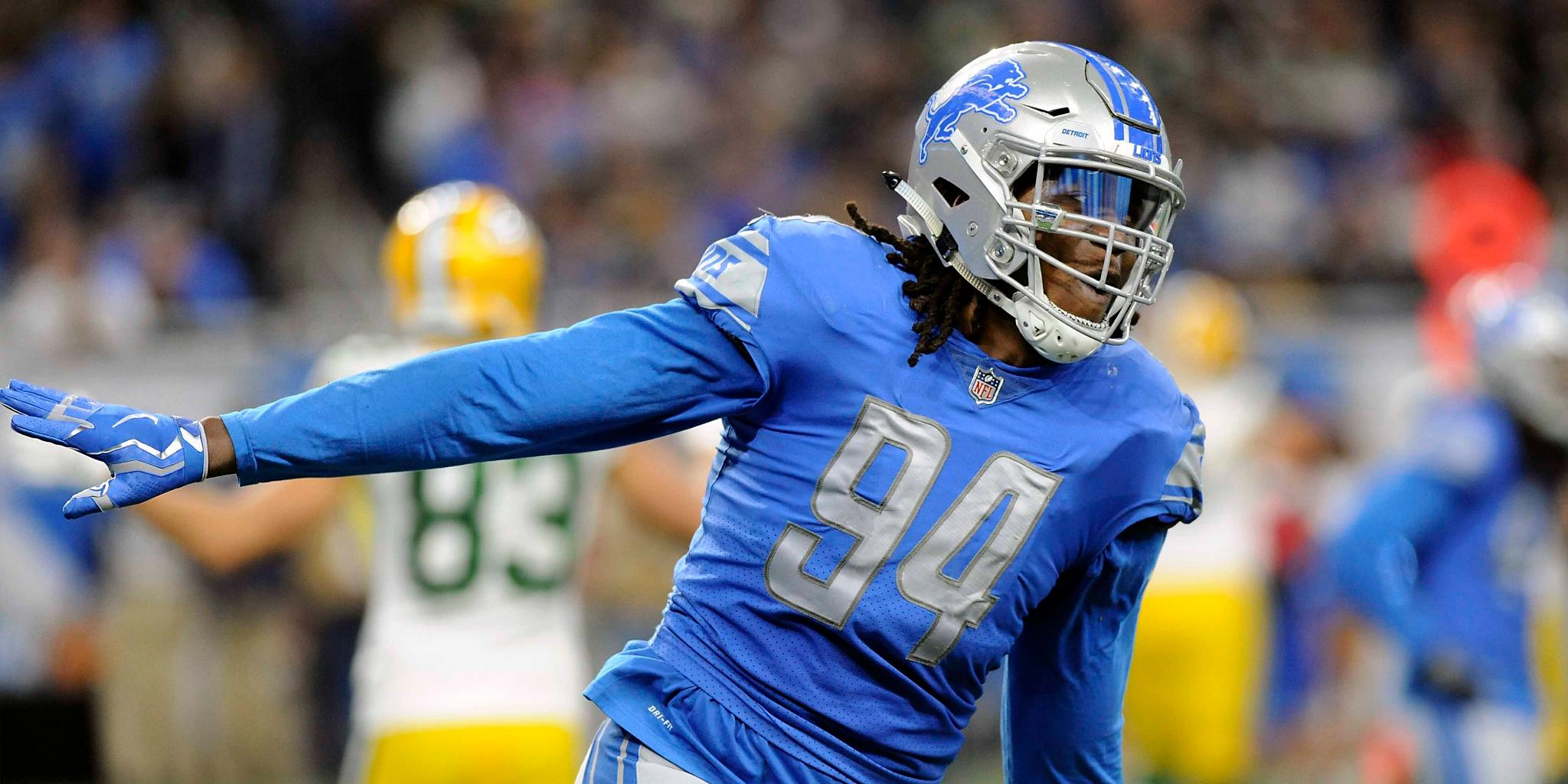 The @Lions' star pass rusher signed his franchise tag.  Is a long-term deal in his future? https://t.co/2hwTHk1Nas https://t.co/yQTvHqYElT