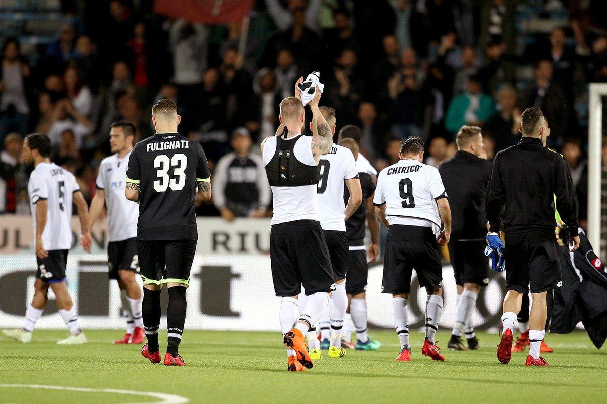 """Cesena Calcio on Twitter: """"🎙️Dalla mix-zone dell ..."""
