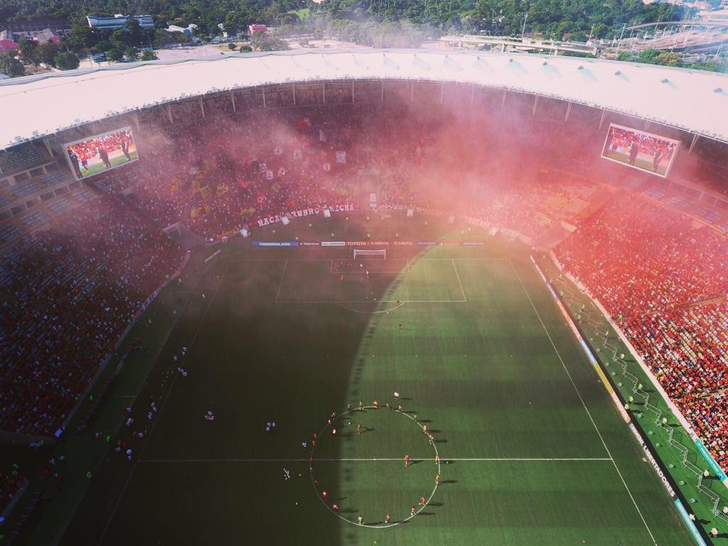 Maracanã, Rio de Janeiro. 17/04/2018. #CRF   📸 Staff Images / Flamengo