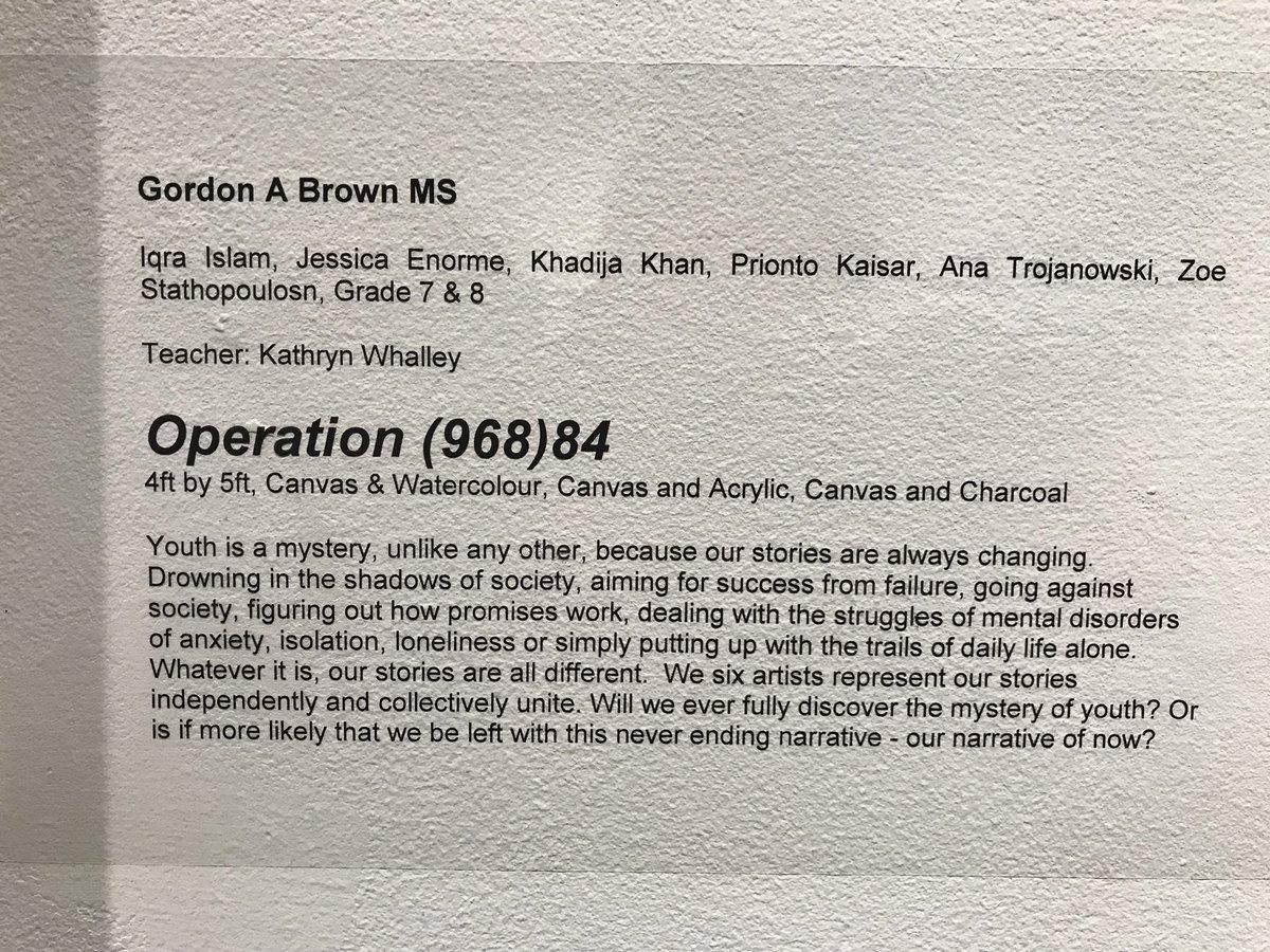 Gordon A Brown MS på Twitter: