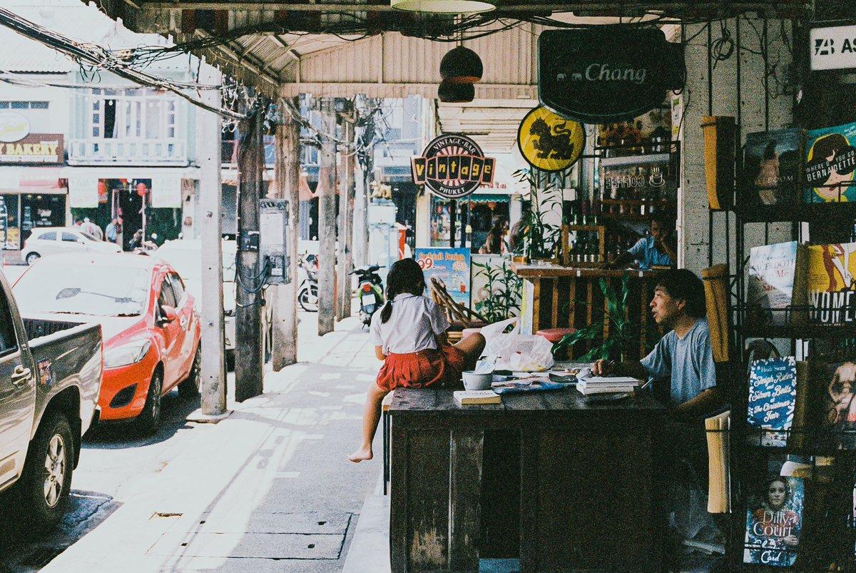 📍 Phuket, Thailand Shot on #35mm #portra400