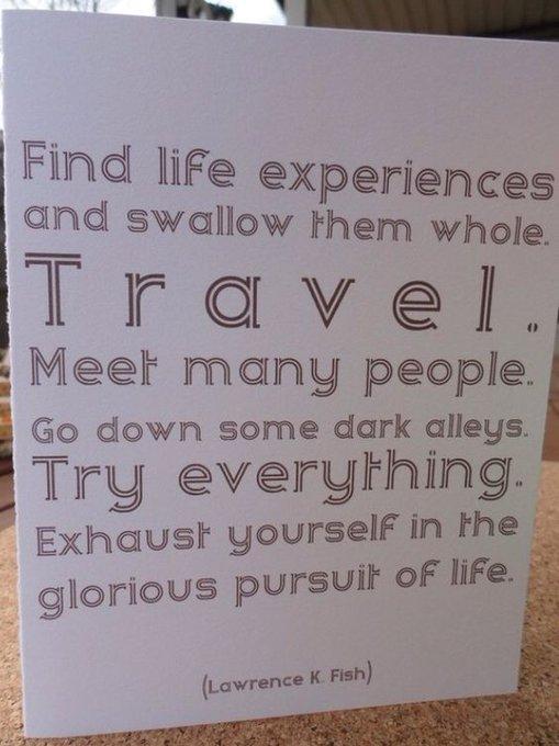 #TravelTuesday Photo
