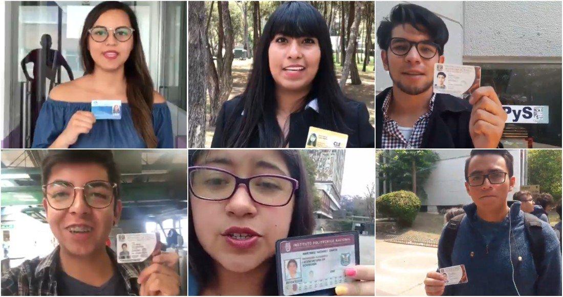 A estudiantes de todo país no les gustó un sondeo: responden con VIDEOS y #UniversitariosConAMLO https://t.co/H5OSWK96s5