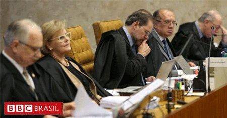 Ministros do STF vão decidir a partir de hoje se aceitam denúncia contra senador do PSDB de Minas; se perder, Aécio se tornará réu no escândalo da JBS https://t.co/Gm58liyTM3