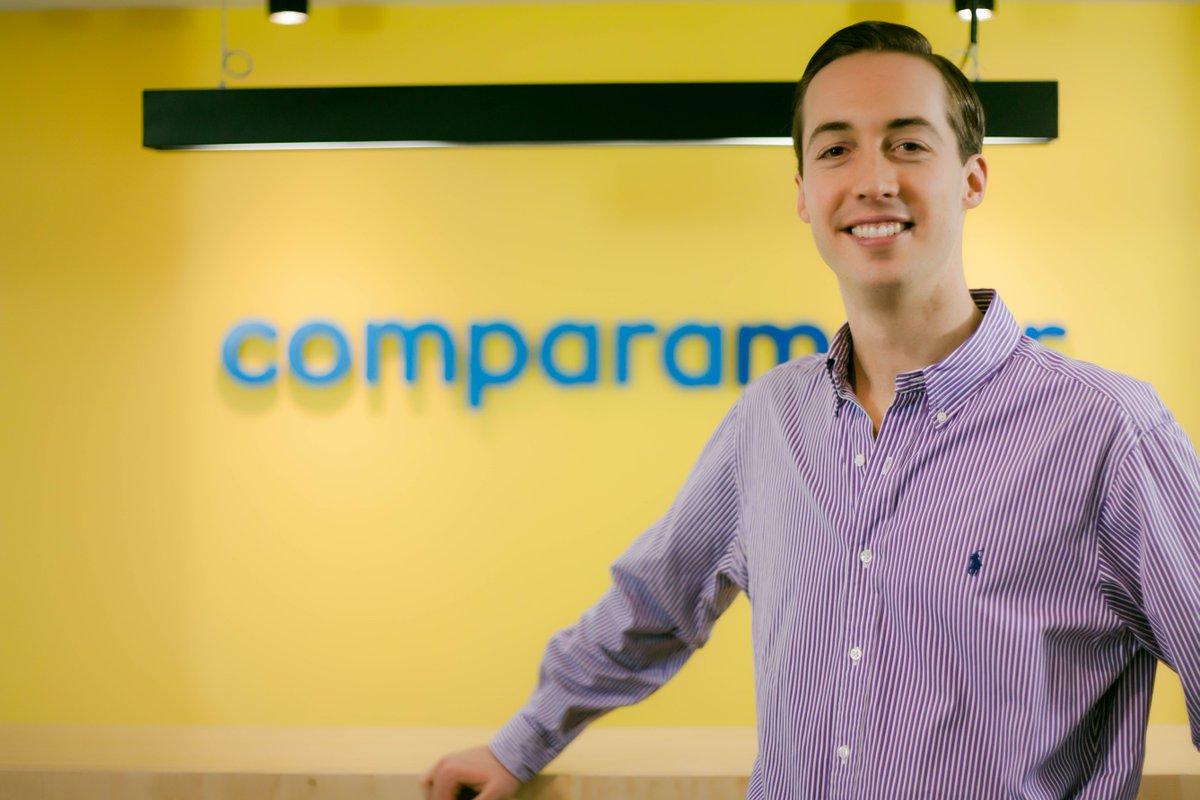 Fernando Sucre es cofundador de @ComparaMejor, una de las empresas que forman parte de la Red Endeavor. Conozcan a este grande del #emprendimiento aquí: https://t.co/WhX5fUJpDd https://t.co/ywVMtM2XSo
