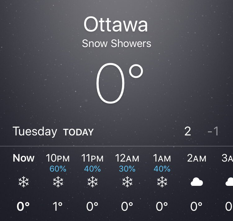 Almost May. Snowing in @cathmckenna 's Ottawa riding today.  How's your #GlobalWarming #carbontax SCAM working out for you #ClimateBarbie?  #gender #weather<br>http://pic.twitter.com/FnBkowuXbq