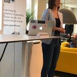 Klimat och konflikt! Forskaren Nina von Uexkull inleder #MistraGeopolitics frukostssem på @futurion
