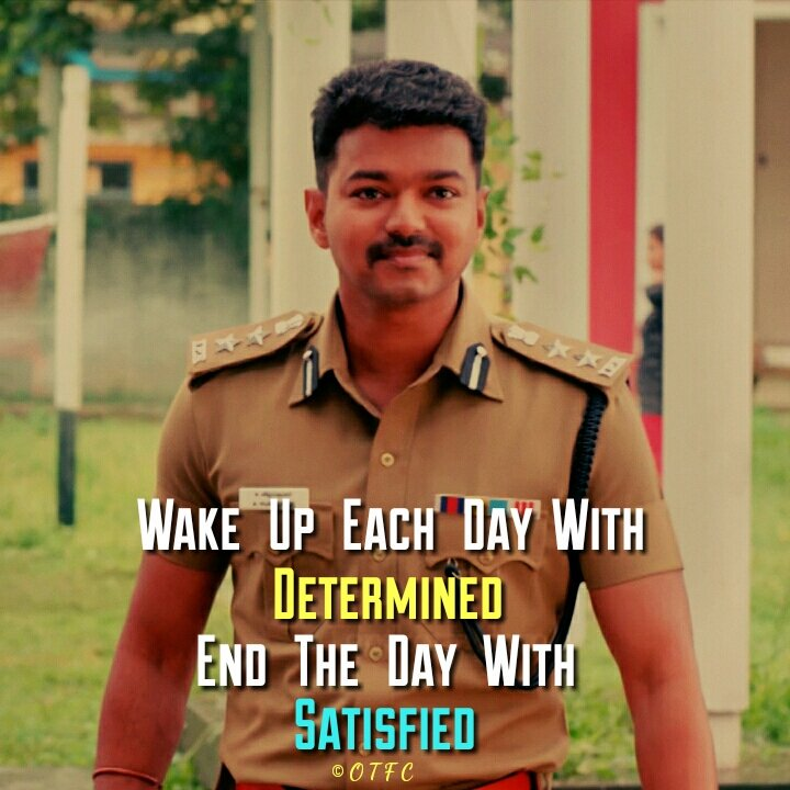 Wake up each day with #Determination and End the day with #Satisfication <br>http://pic.twitter.com/OPAcZW5DPd