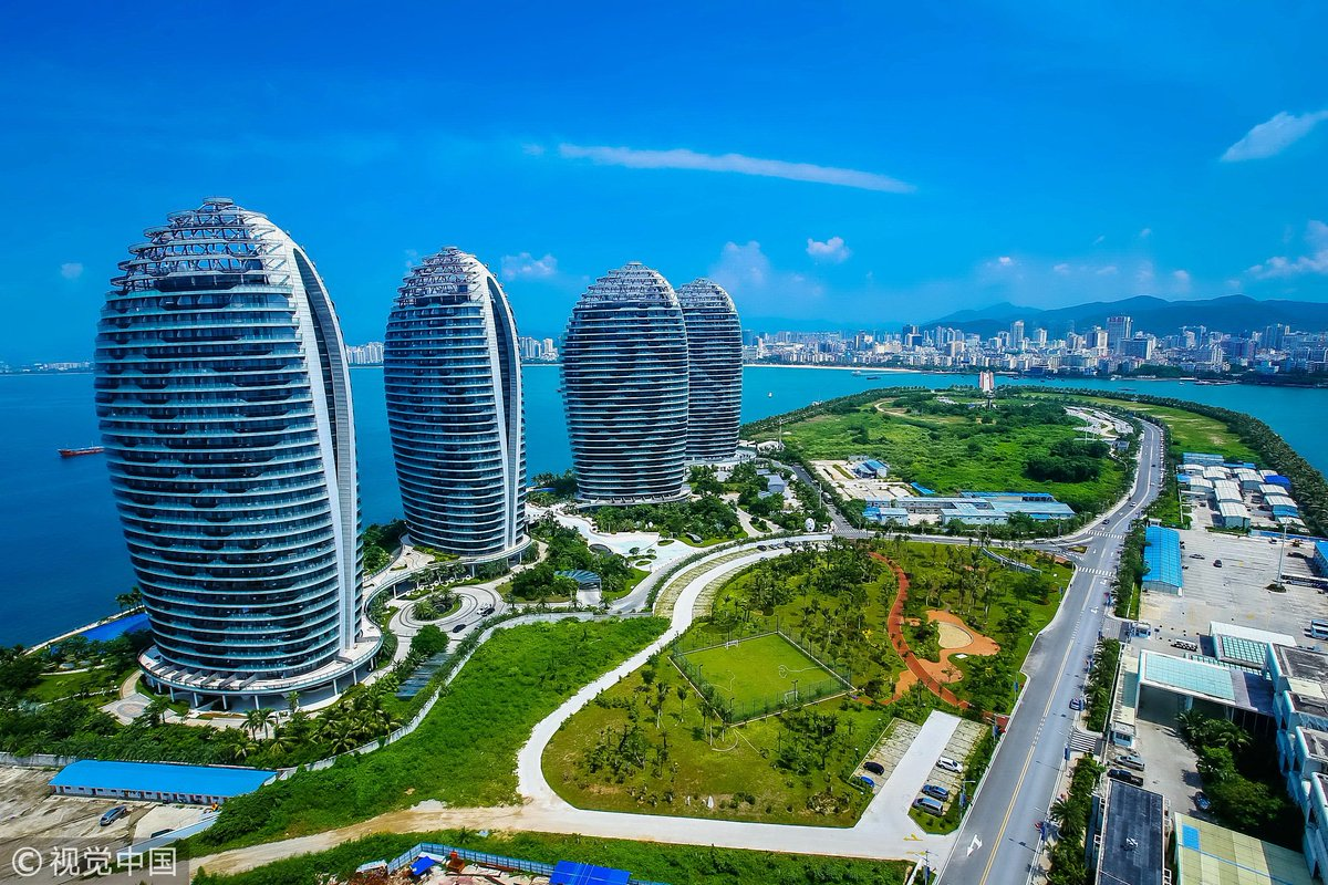 59 countries will be able to travel visa-free to south China's #Hainan island starting May 1, #China announced it is part of the bid to step up reform and opening up on the tropical island <br>http://pic.twitter.com/jY2lQZb6Xm