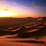 Image for the Tweet beginning: Highest sand dunes in the