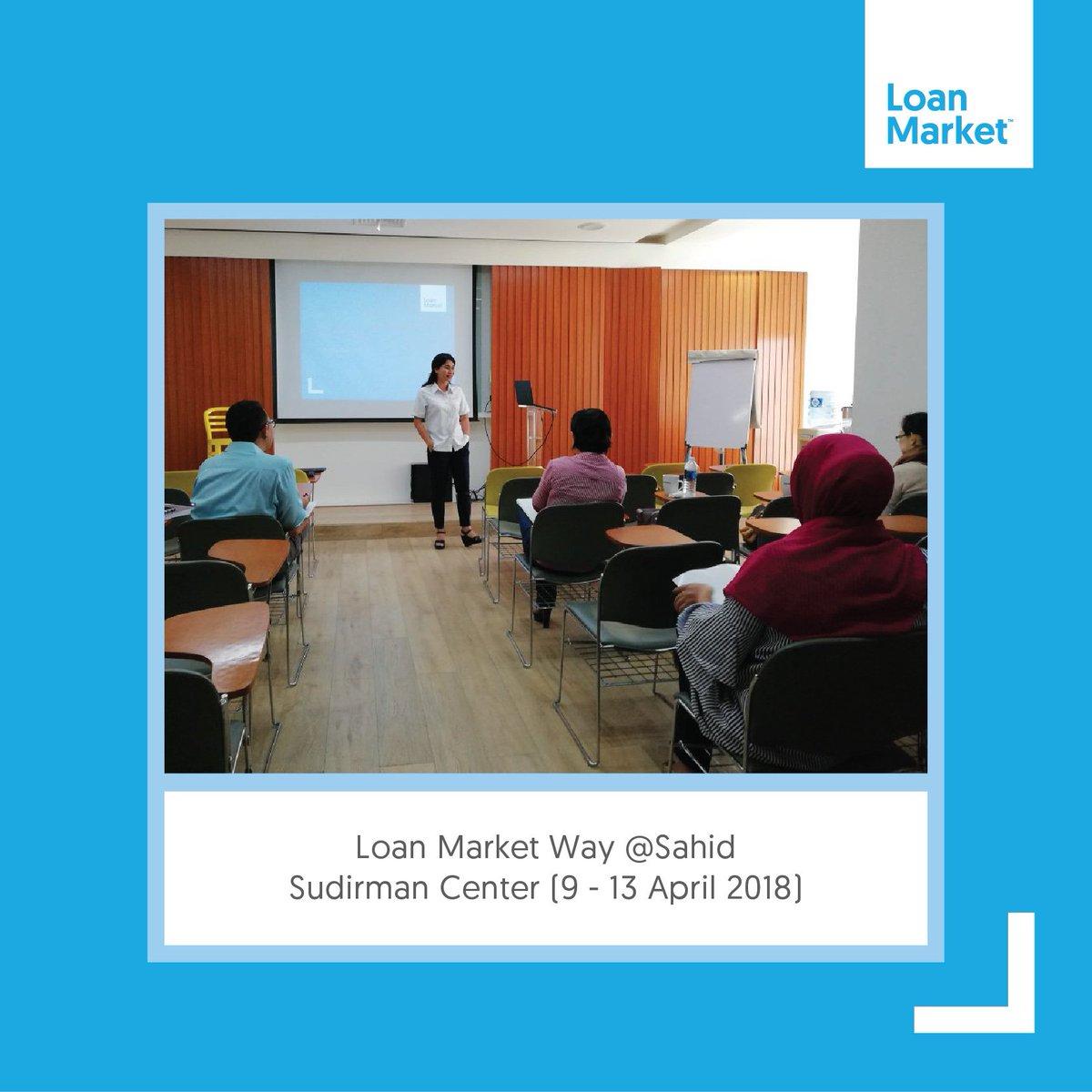 Loan Market Way @Sahid Sudirman Center (9-13 April 2018) . . . #loanmarket #loanadviser #loanmarketway #event #training #2018 #finance #business #professional #new #april #loanmarketindonesia #loans #marketpic.twitter.com/lc5VIh4svP