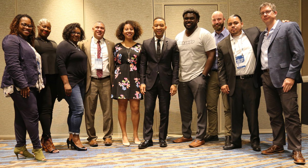 Today, I checked in w/ the inaugural cohort of @LetsFreeAmerica's Unlocked Futures at #ASUGSV2018, and continue to be inspired by their work. In partnership with @newprofit & , th@BofA_Newsese entrepreneurs are breaking down barriers & building successful organizations.