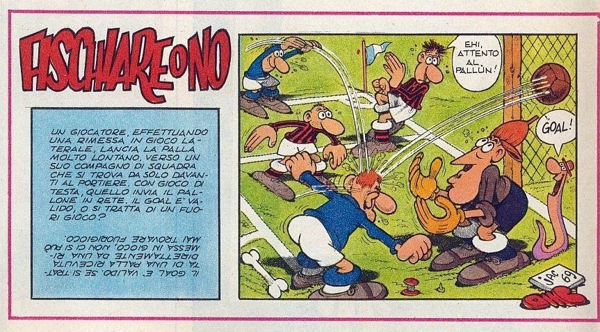Fischiare o no https://t.co/icxjqjTI8b #1969 #Jacovitti https://t.co/FinpUvAZen