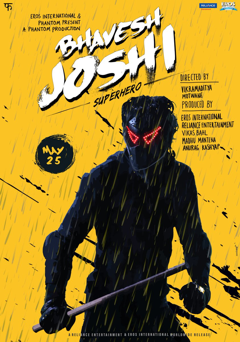 Bhavesh Joshi (2018), Movie Cast, Story and Release Date