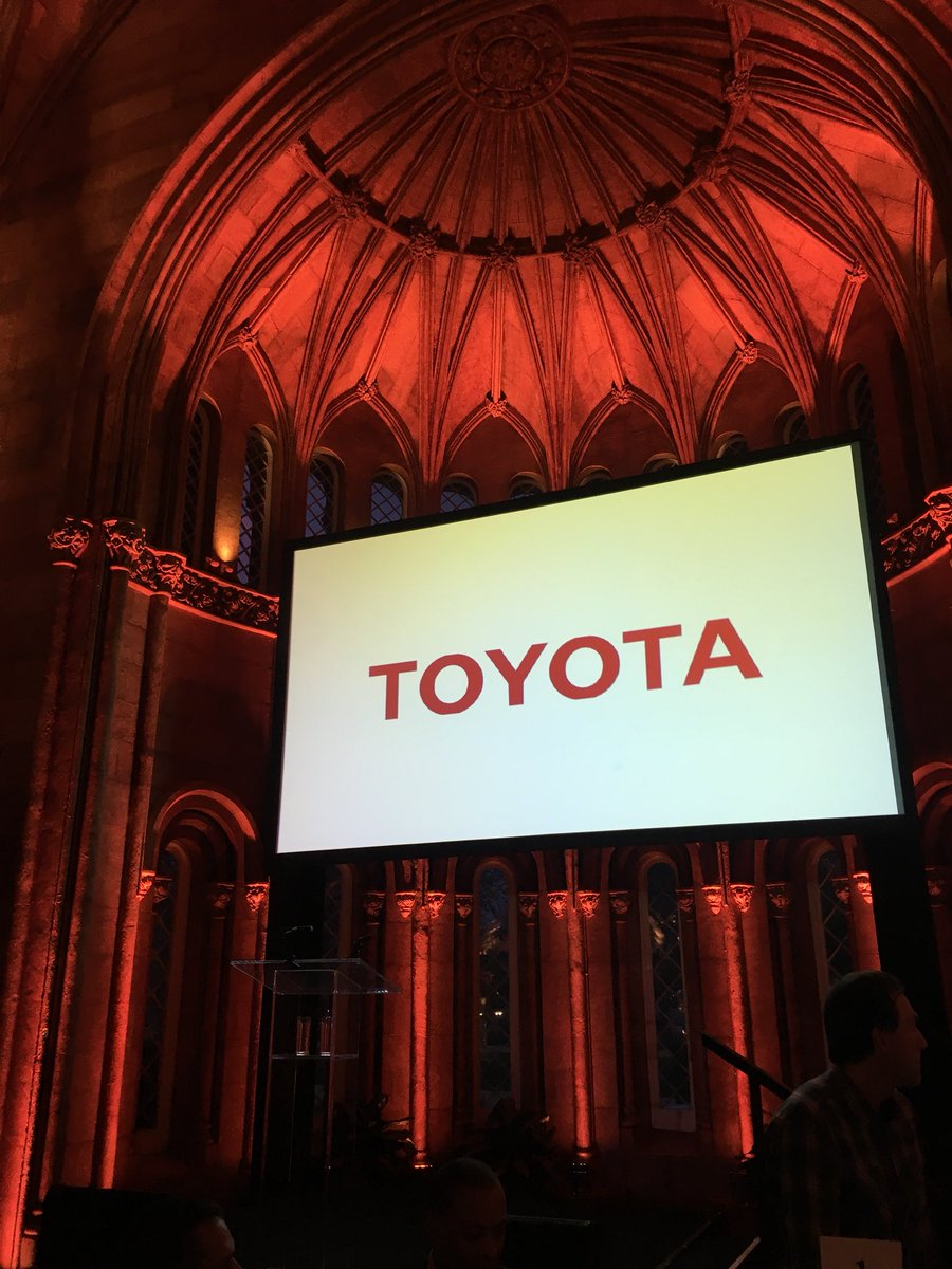 Getting ready for the @Toyota @ToyotaPolicy fly in here at Capital hill! Let's do this! #Mobility
