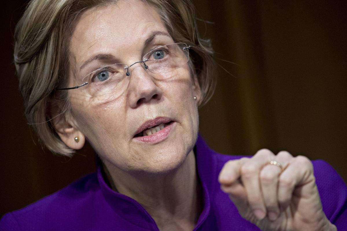 Elizabeth Warren asked Wall Street watchdogs for sexual harassment data. They haven't been much help https://t.co/2NsYTwM8Om