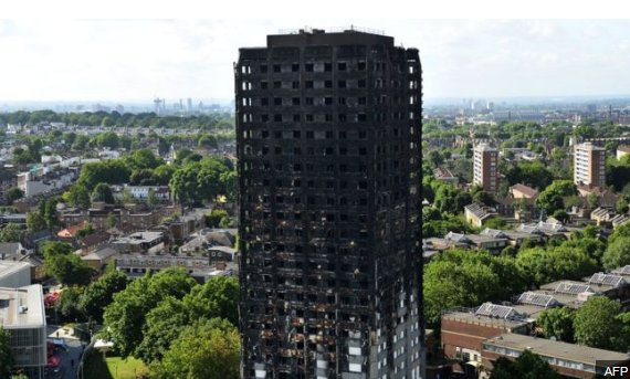 Grenfell Tower fire: Man charged with fraud https://t.co/kwMYwGF5Fq