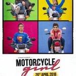 #MotorcycleGirl