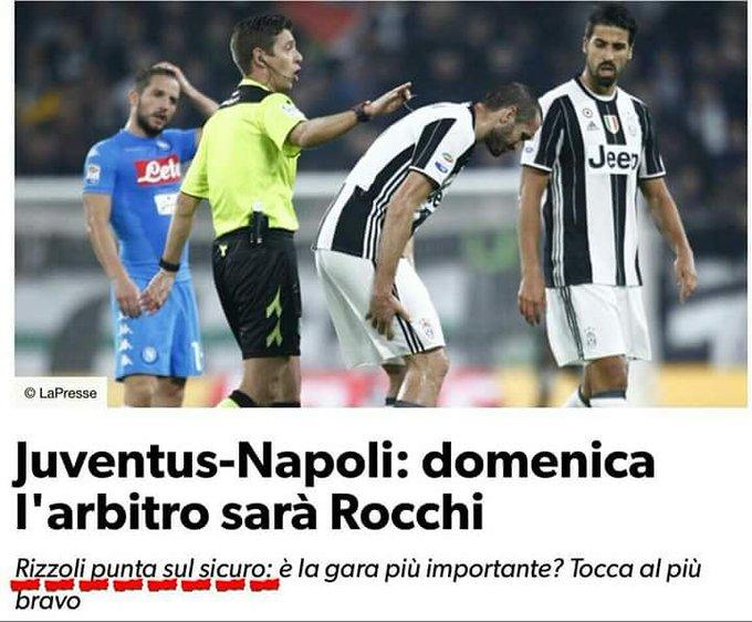 #JuveNapoli Foto