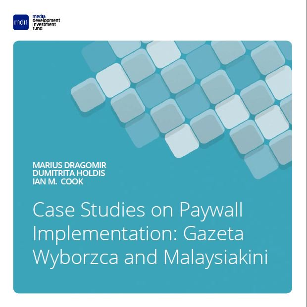 Following publication of a practical guide on launching a #paywall by @kvasinka earlier this year, we've released new case studies by @CMDSatCEU: learn how two experienced media orgs - @gazeta_wyborcza &amp; @malaysiakini - navigated the paywall implementation  https://www. mdif.org/data-journalis m-guide-released/ &nbsp; … <br>http://pic.twitter.com/oRza4nkWXt