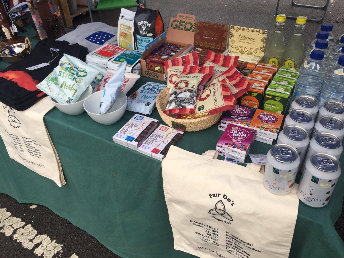 test Twitter Media - We're with @RCMAmarkets for the open day @cardiffuni - plenty of #fairtrade treats to enjoy. Diwrnod agored @prifysgolCdydd - dewch i brynu nwyddau #MasnachDeg https://t.co/f6pqGJn52O