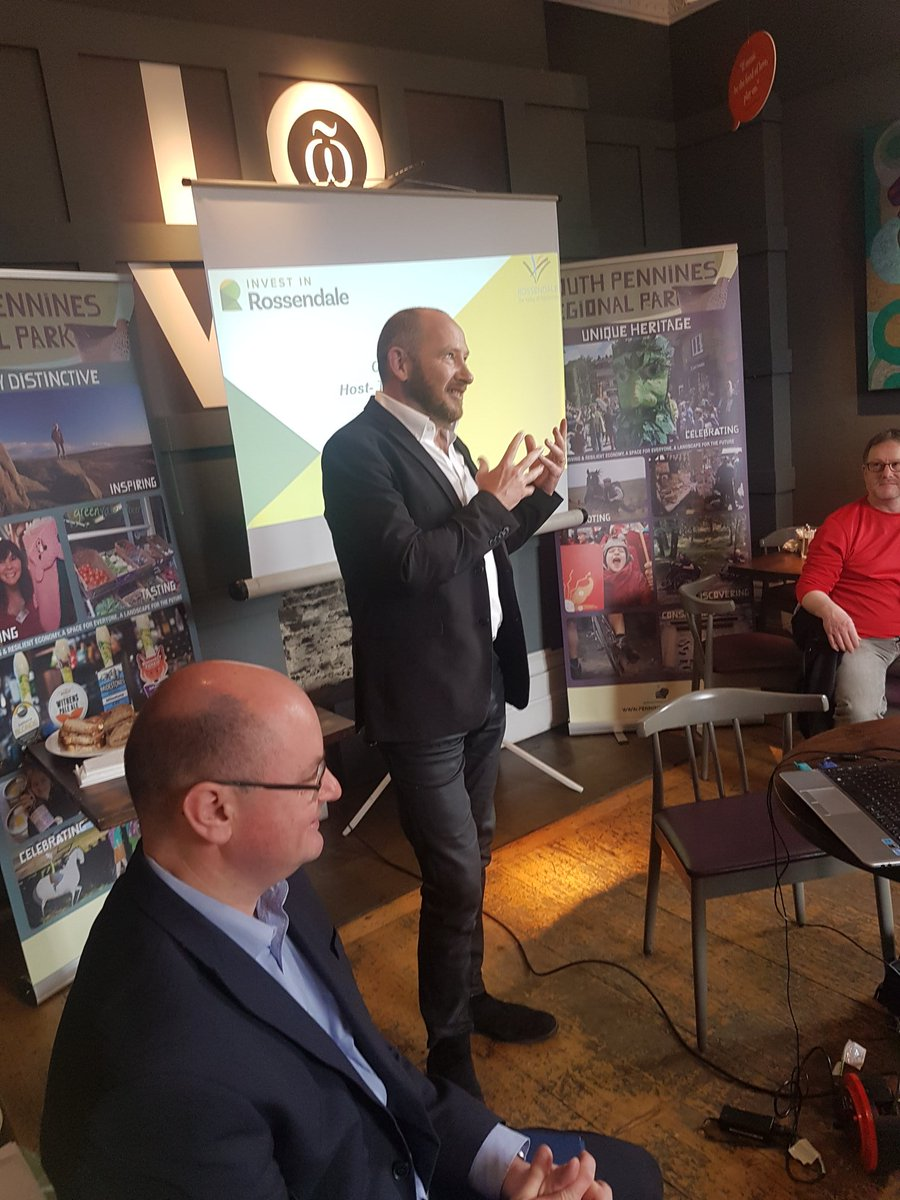 Now Carl Bell @WhitakerMuseum is giving us his spin on all of the exciting things happening at the museum and widening the offering to Rossendale people. #leisure #tourism #Rossendale<br>http://pic.twitter.com/Z2kg8hTBZV