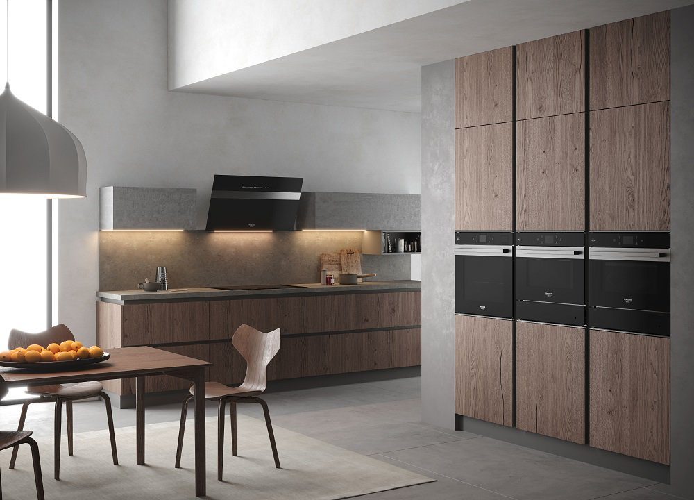 Kitchens Review On Twitter Hotpoint Showcased Its New 48 Built Adorable Best Kitchen Design App Collection