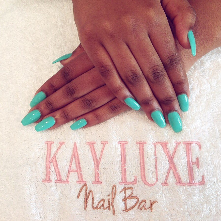 Kay Luxe Nail Bar on Twitter: \