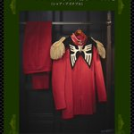 コスプレの域を超えたw伊勢丹でシャア専用の制服やブーツを限定販売!