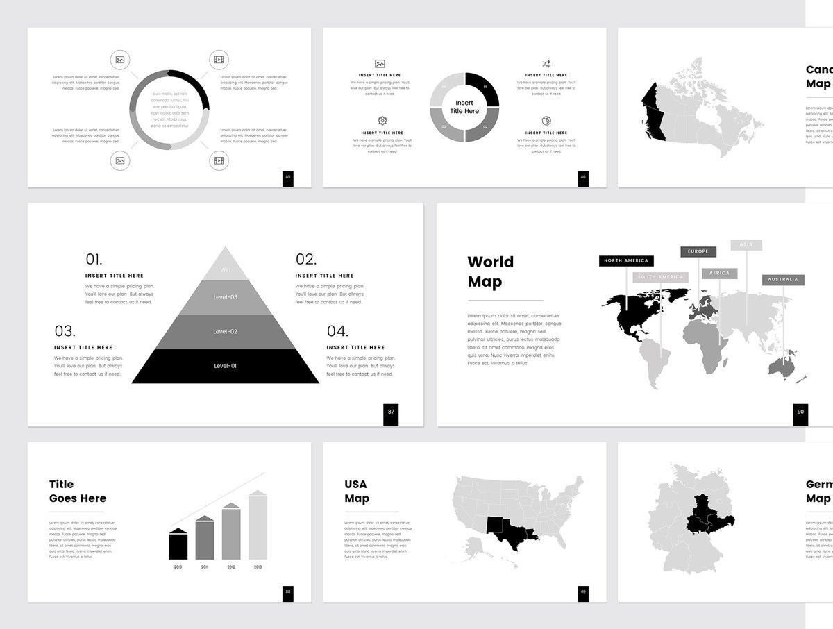Designvalley co on twitter clean creative minimal modern 226 am 18 apr 2018 toneelgroepblik Images