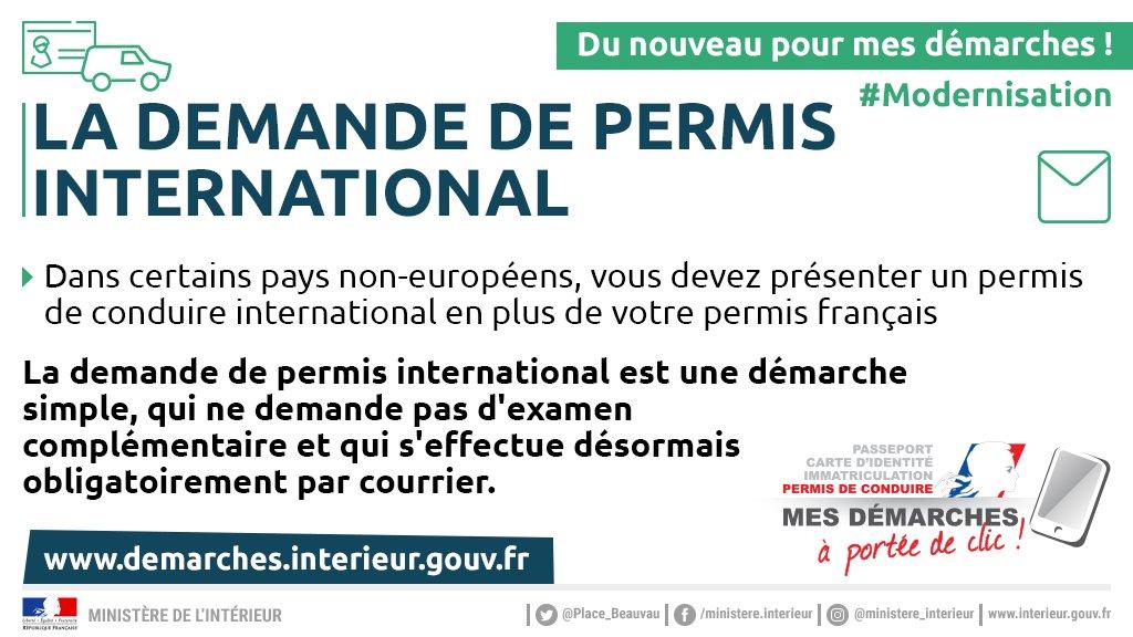 httpswwwinterieurgouv fractualitesl actu du ministeredemarches tout savoir sur les permis etrangers pictwittercomn1mr0fp0wk
