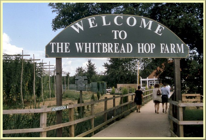 Today is World Heritage Day. We are proud to be part of Kent's iconic, historic landscape and remain in the fond memories of those who spent their summers in bygone years hop-picking here. #WorldHeritageDay #hopfarm #whitbread #hoppickers @BBCRADIOKENT @b