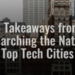 Software and service review giant @G2Crowd recently published a report on their research into the state of tech cultures across the US.   @levi_olmstead - the man behind the research - shares his top takeaways. Tech leaders, take notice.  https://t.co/UDVQTMSh0a via @ElementThree