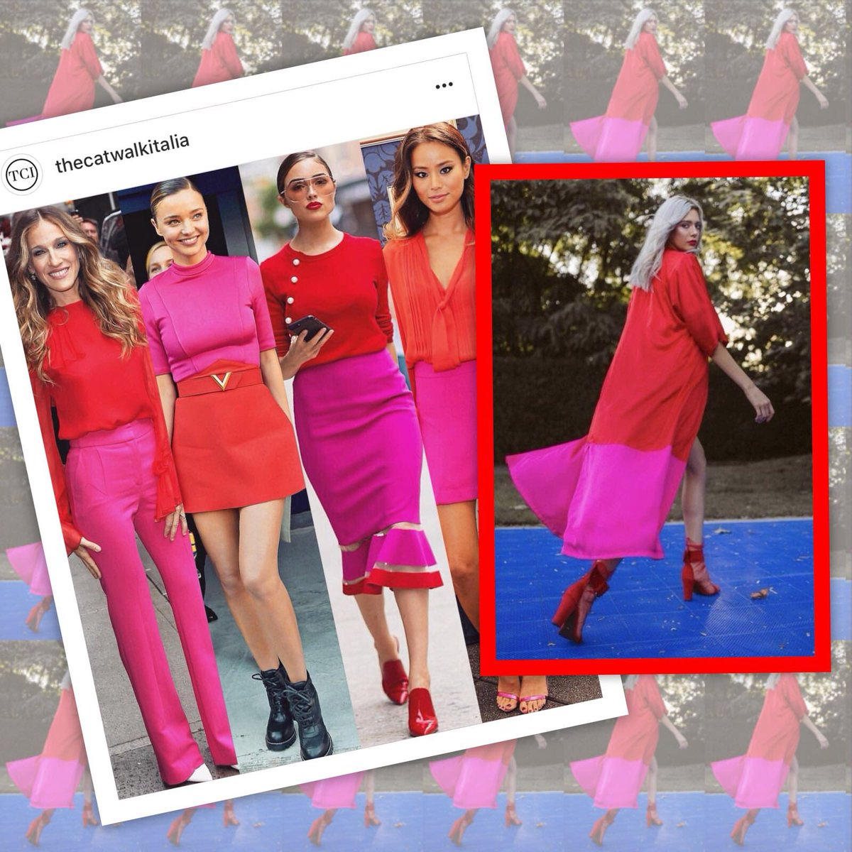 NOW TRENDINGRednPink 'Duster' coat for them early spring days • Shop on http://www.jiajiaboutique.com • . . #fashion #fashionista #colors #red #pink #love #dustercoat #springsummer #trending #brightcolors #styleinspo #stylecrush #outfitgoals #onlineshopping #london #dubaipic.twitter.com/1tW7QfYzOt